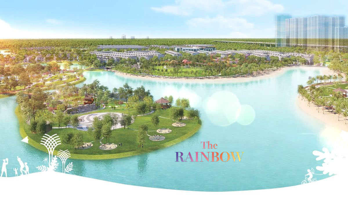 The Rainbow Vinhomes Grand Park